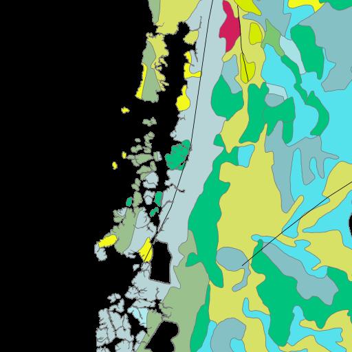 Sierra De La Vaca Muerta Zapala Department Neuquén Argentina - Zapala argentina map